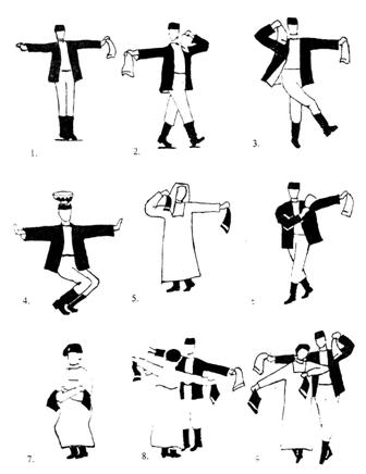 эскизы костюмов для танцев: