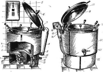 Рисунок 2 – Электрический